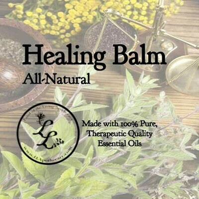 Healing Balm   All-Natural