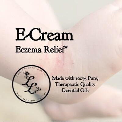 E-Cream   Eczema Relief