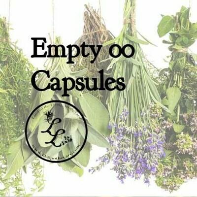 Empty Capsules (Vegi)