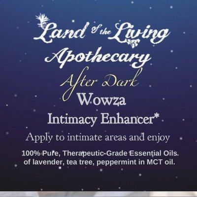 Wowza | Intimacy Enhancer