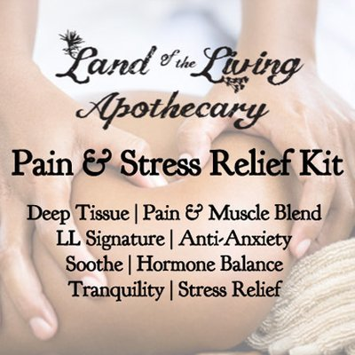 Pain & Stress Relief 10 mL RR Kit