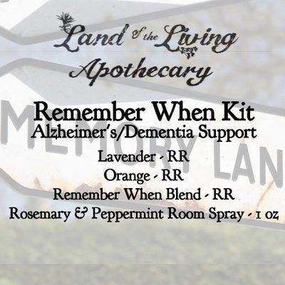 Remember When | Alzheimer's/Dementia Support