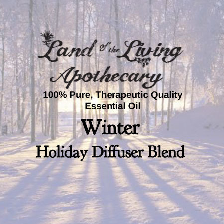 Winter | Holiday Diffuser Blend