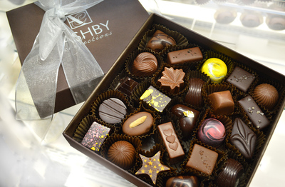 25-Piece Assorted Milk and Dark Chocolates