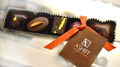 5-Piece Assorted Chocolates