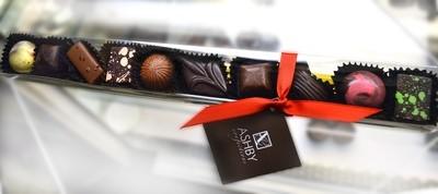 10-Piece Assorted Milk and Dark Chocolates