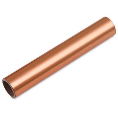 Copper Sheets 1/2m sheets. 0,1mm Thick x 30cm - 40cm Wide.