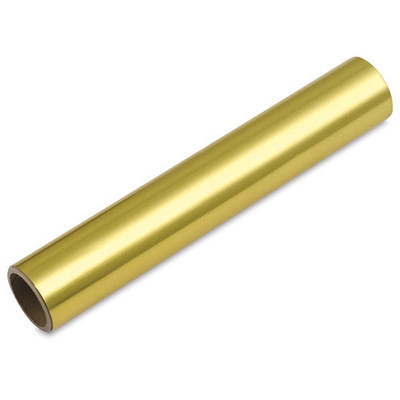 Brass Sheets 1/2 m sheets. 0,1mm Thick x 30 - 40cm Wide.