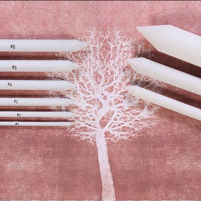 Paper Pens -Hard - Set of 6