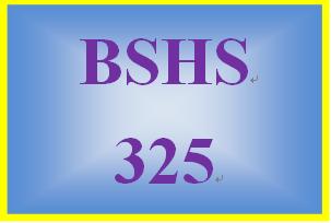 BSHS 325 Week 1 Foundations of Human Development Worksheet