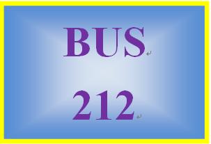 BUS 212 Week 5 Business Forms Presentation
