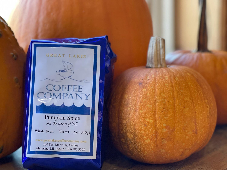 Pumpkin Spice Great Lakes Cofee