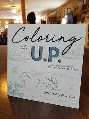 Coloring the U.P.