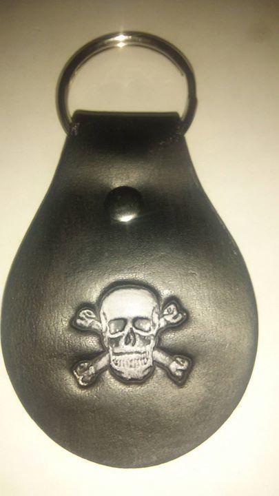 Skull Key Fob