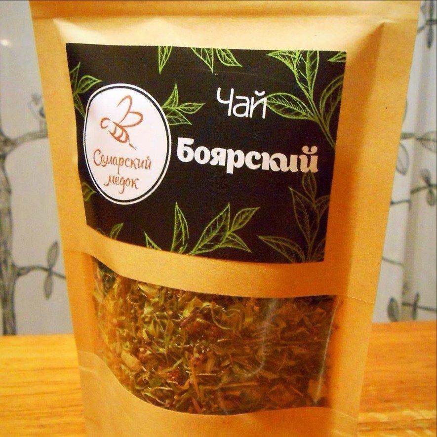 """Чай """"Боярский"""", 50 гр."""