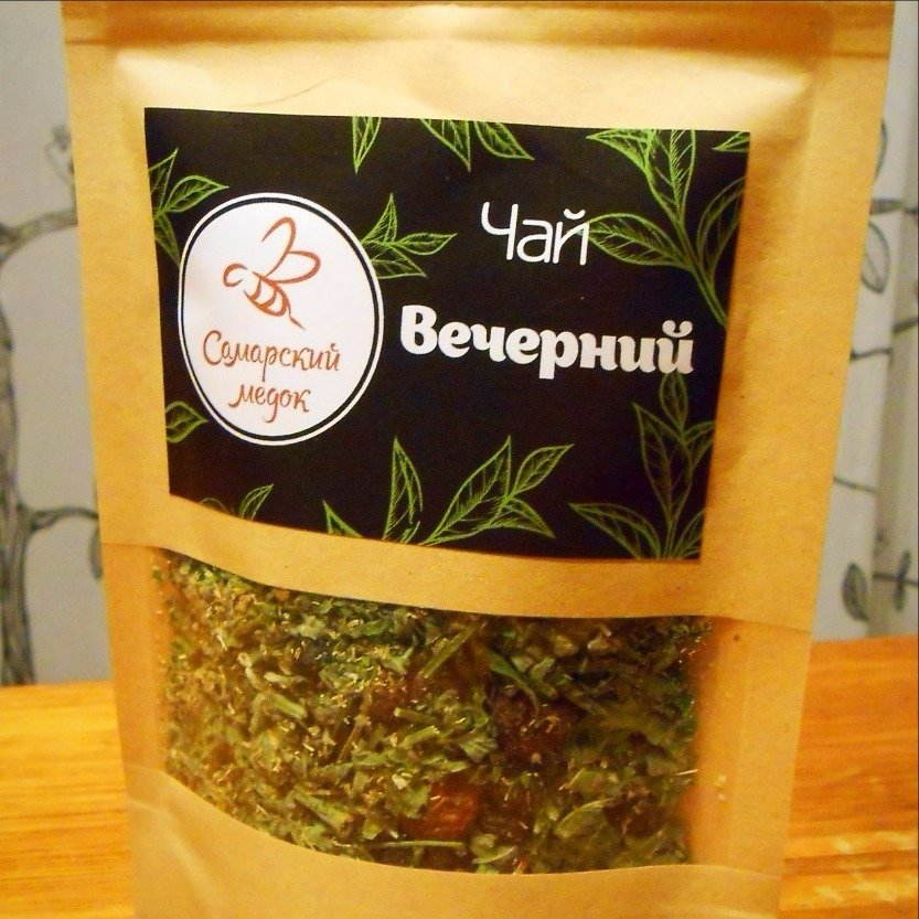 """Чай """"Вечерний"""", 50 гр."""