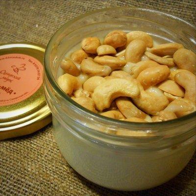 Крем-мёд с кешью, 250 мл