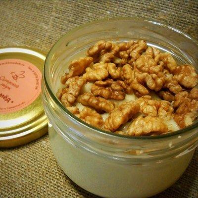Крем-мёд с грецким орехом, 250 мл
