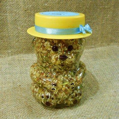 Смесь семян в меду