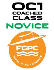 FGPC Coached Small Boat Program 1 - Novice/Rec Mondays 6 pm - 7:30 pm - Club Boats