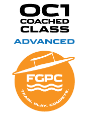 FGPC Coached Small Boat Program 1 - Advanced  Thursdays 6 pm - 7:30 pm - Club Boats