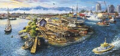 Free Gorge Waterway Cruise with Dennis Minaker - Historian - 10:00 am tour