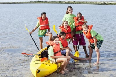2021 FGPC Kids Watersports Camp 2 - July 5 to 9 - 11 to 15 years