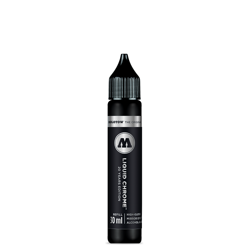 Marker Molotow Liquid Chrome Refill 30ML