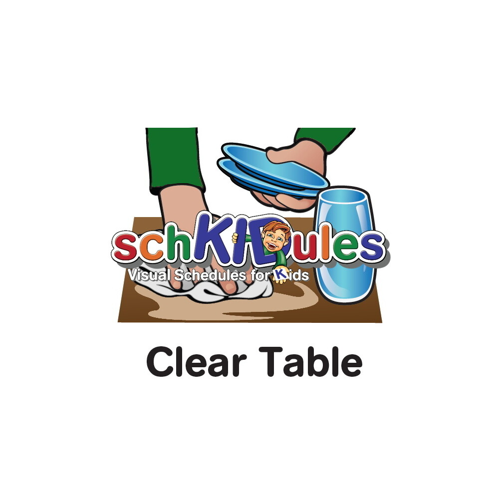 Clear Table