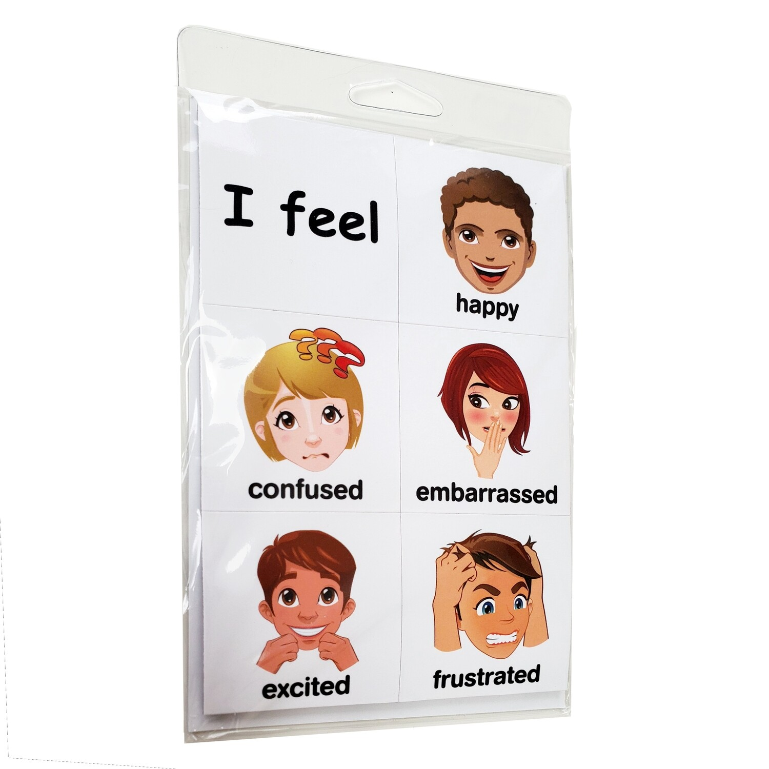 18 Pc Feelings Accessory Pack