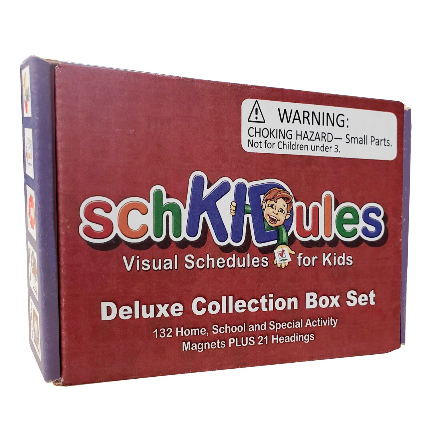 SchKIDules 153 Pc Deluxe Collection Box Set