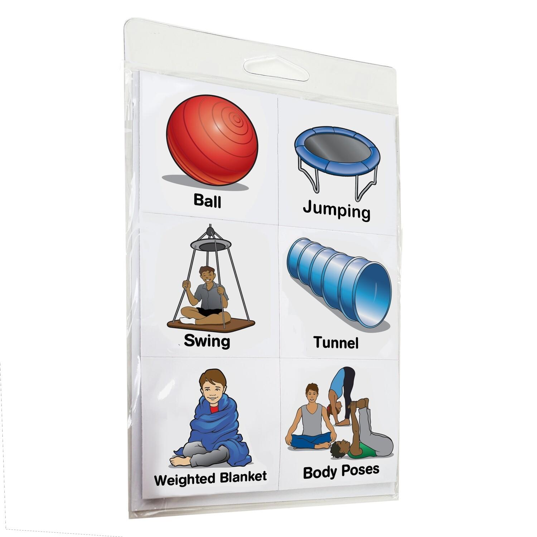 12 Pc Sensory Expansion Pack