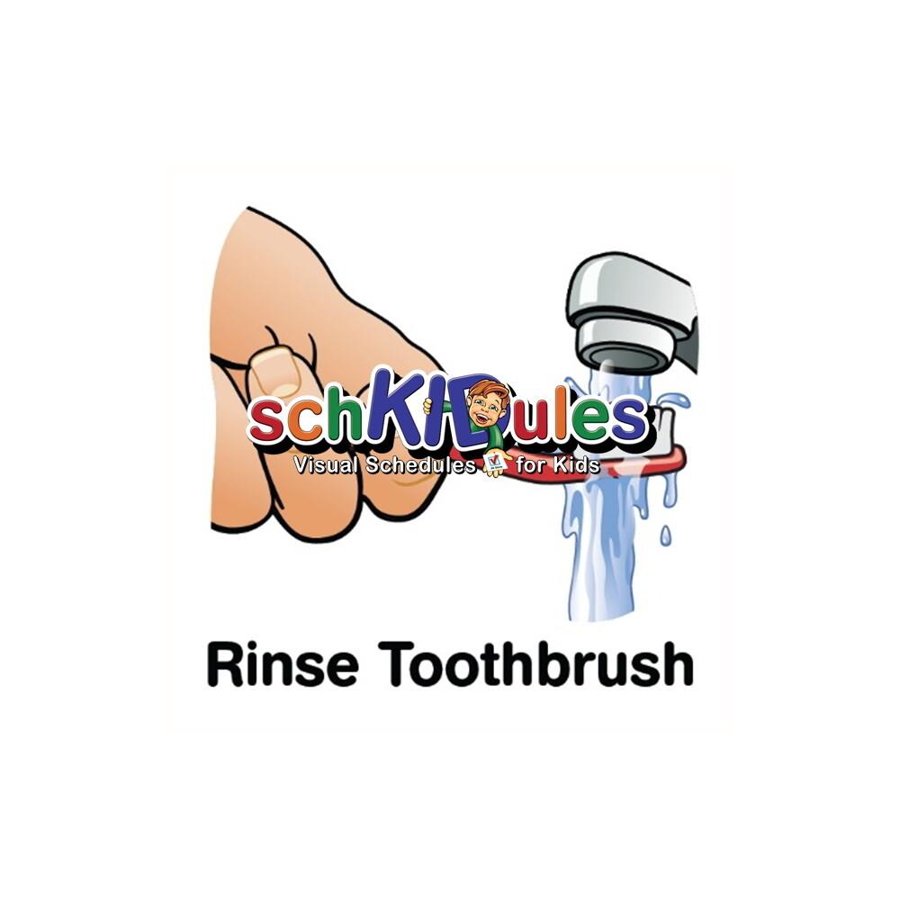 Rinse Toothbrush