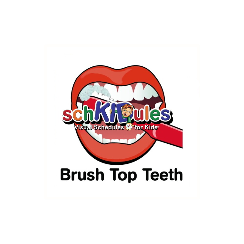 Brush Top Teeth