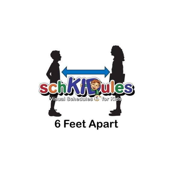 6 ft Apart