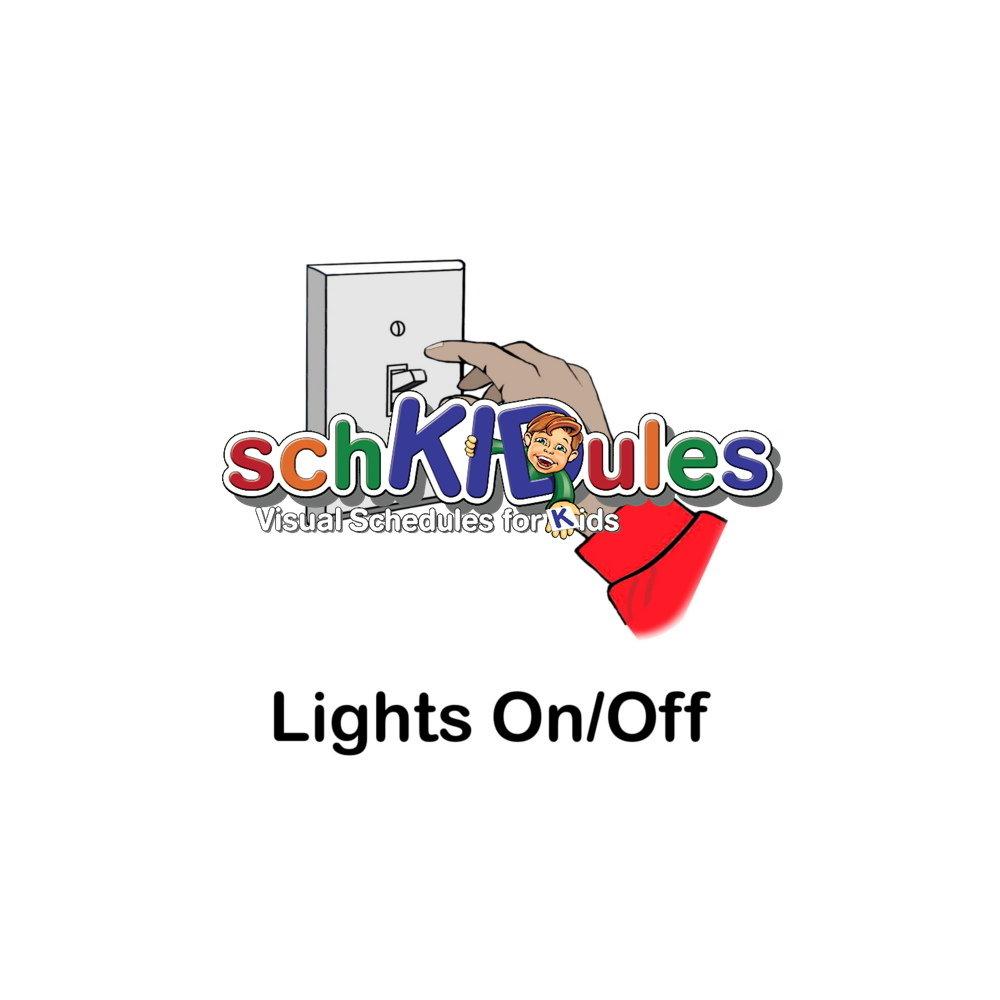 Lights On/Off