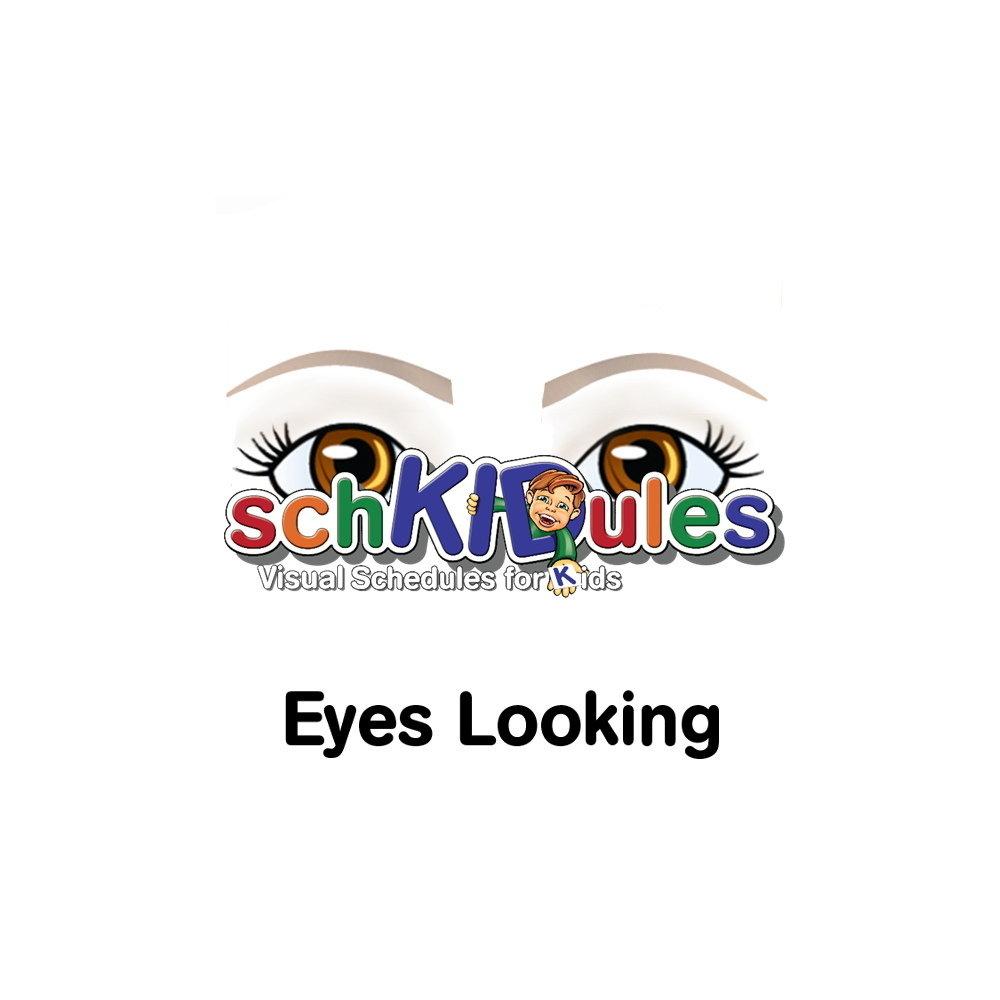 Eyes Looking