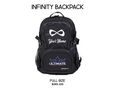 UCL/Nfinity Backpack