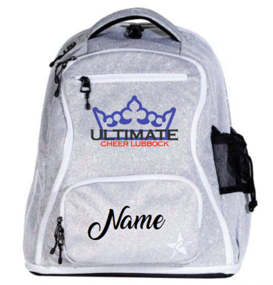 UCL/Rebel Opalescent DiamondNet Dream Bag