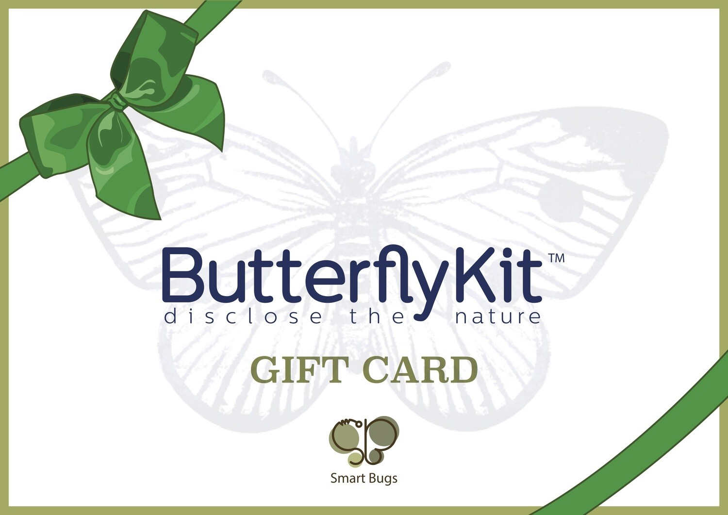 Gift-Card ButterflyKit