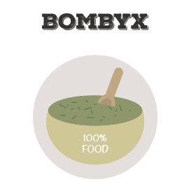 Mangime per Bombyx