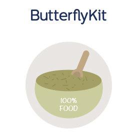 Mangime per ButterflyKit