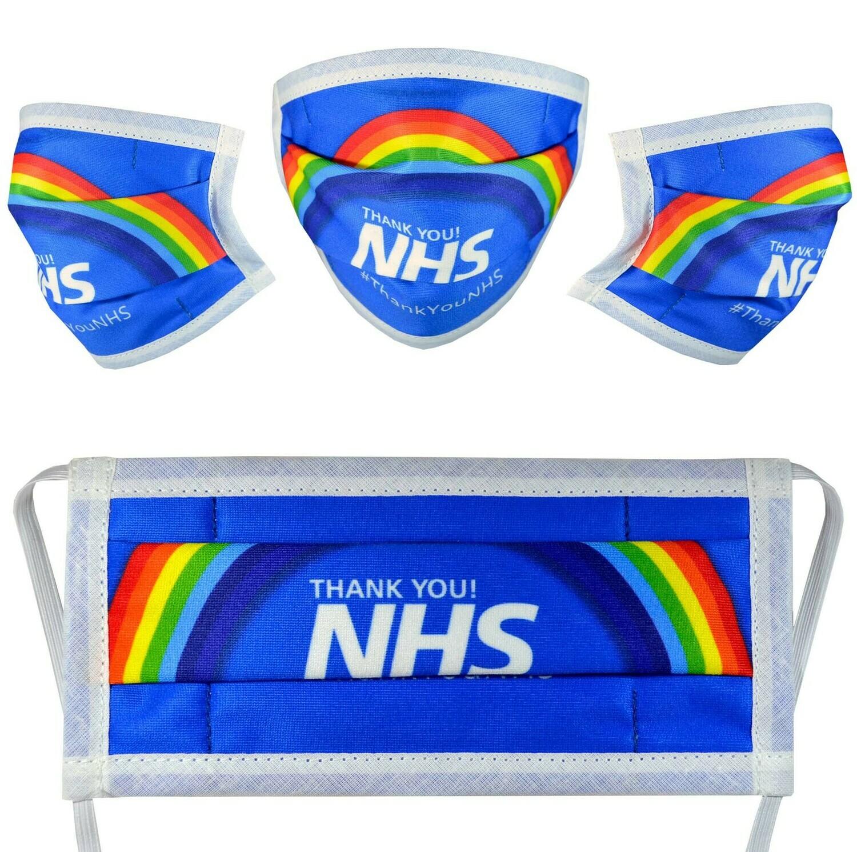 NHS Support | Face Masks with Filter Pocket