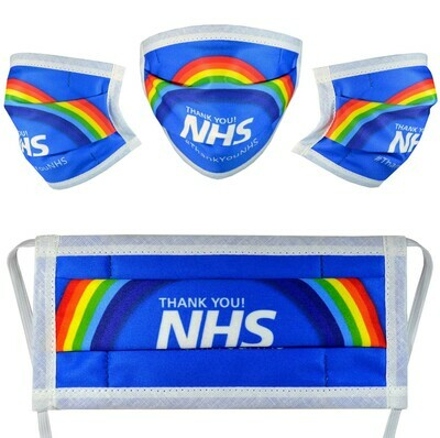 NHS Support | Face Masks with Filter Pocket