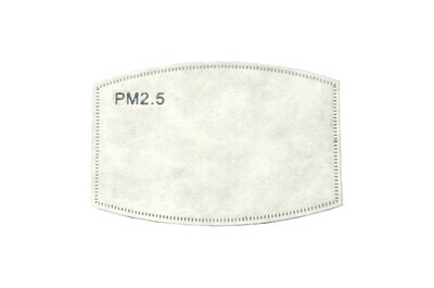 PM2.5 Face Masks Filters - UK STOCKED!! 20 ONLY £7.00 + vat