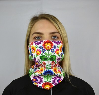 Printed | Snood Mask