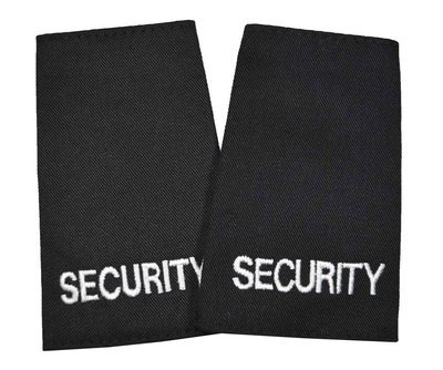 Security | Epaulette Sliders