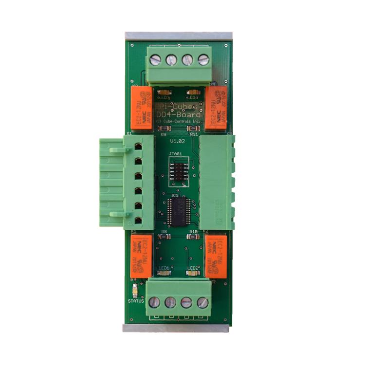 Pi-Cubes Digital Outputs Module