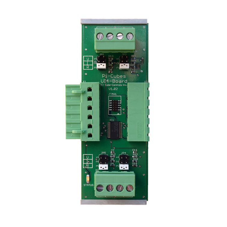 Pi-Cubes Universal Inputs Module