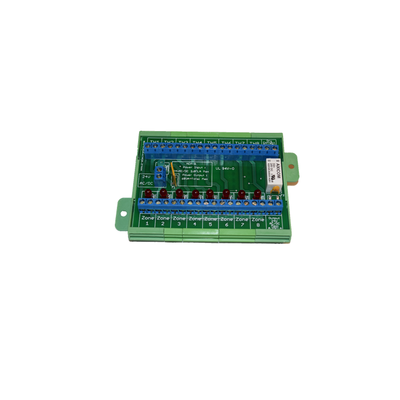 Eight Zones Radiant Floor Manifold Control Module
